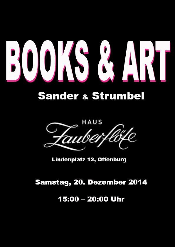 Books & Art by Sander & Strumbel