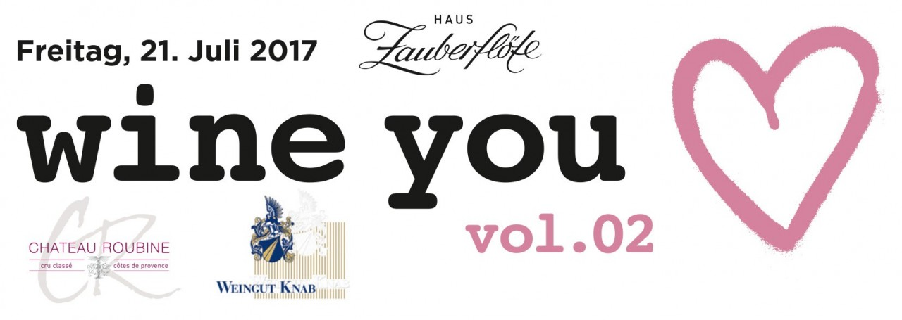 Wine You Love – Event Vol. 02
