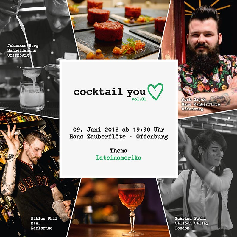 Cocktail You Love